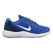 Kids Nike LunarConverge Running Shoe - Blue 7Y