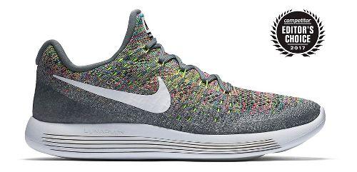 Men's Nike Lunarepic Flyknit 2  - Grey/Multi 11.5