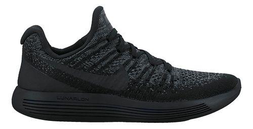 Women's Nike Lunarepic Flyknit 2 - Black/Black 7.5