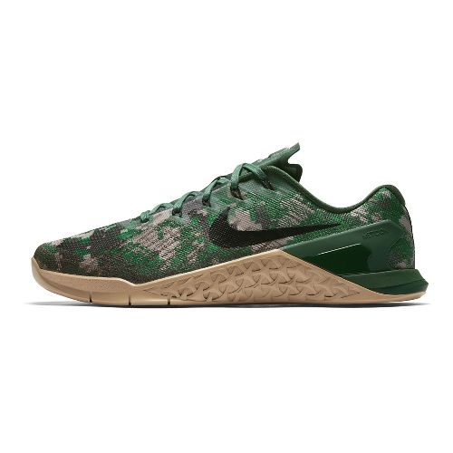 Mens Nike MetCon 3 Cross Training Shoe - Woodland Camo 9.5