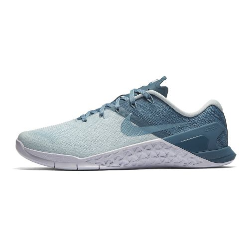 Womens Nike MetCon 3 Cross Training Shoe - Glacier Blue 10