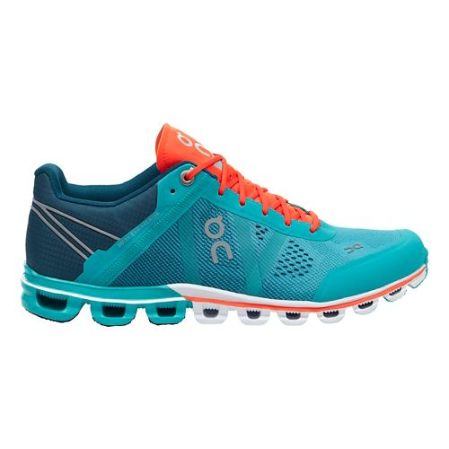 Womens On Cloudflow Running Shoe - Atlantis 7