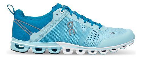 Womens On Cloudflow Running Shoe - Blue 5.5