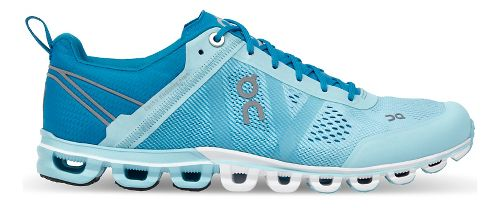 Womens On Cloudflow Running Shoe - Blue 7.5