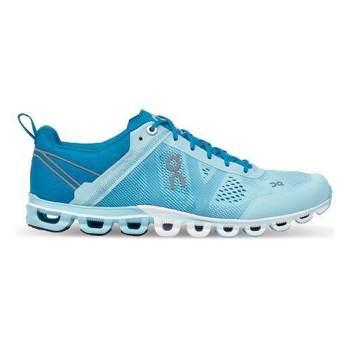 Womens On Cloudflow Running Shoe - Blue 7