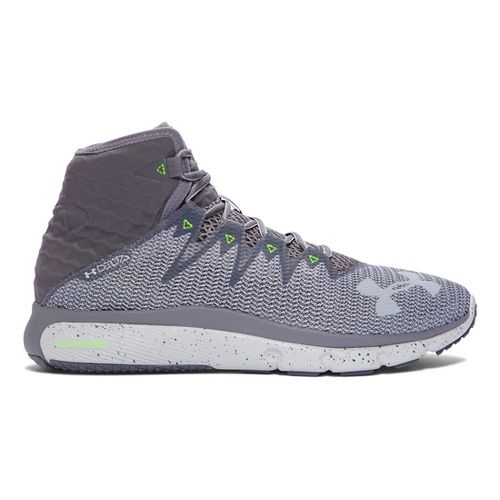Mens Under Armour Highlight Delta  Running Shoe - Grey/Graphite 8