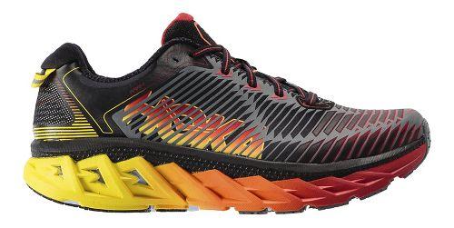 Mens Hoka One One Arahi Running Shoe - Black 10