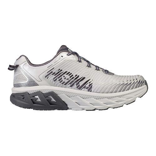 Mens Hoka One One Arahi Running Shoe - Lunar Rock/Grey 9.5