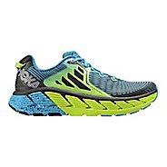 Mens Hoka One One Gaviota Running Shoe - Green/Blue 9