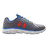 Mens Under Armour Micro G Assert 6 Grit Trail Running Shoe