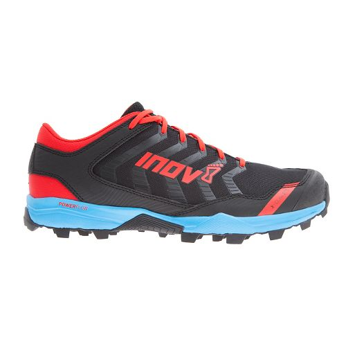 Mens Inov-8 X-Claw 275 Trail Running Shoe - Black/Blue/Red 12.5