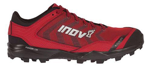 Mens Inov-8 X-Claw 275 Trail Running Shoe - Red/Black 8.5