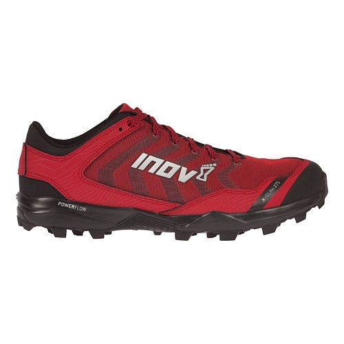 Mens Inov-8 X-Claw 275 Trail Running Shoe - Red/Black 11.5