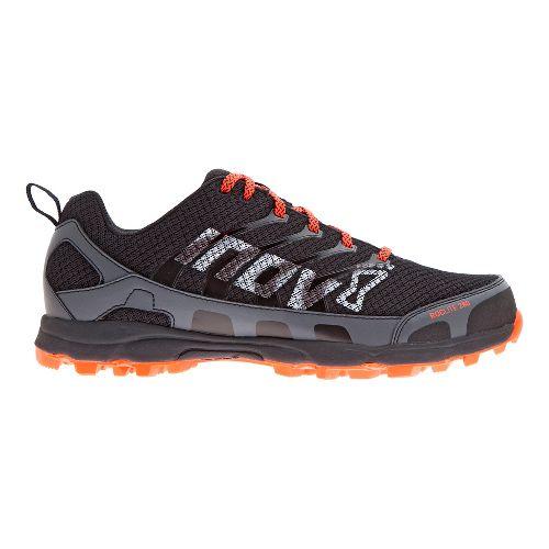 Mens Inov-8 Roclite 280 Trail Running Shoe - Black/Orange 8