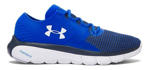 Mens Under Armour Speedform Fortis 2 Running Shoe - Ultra Blue/White 12