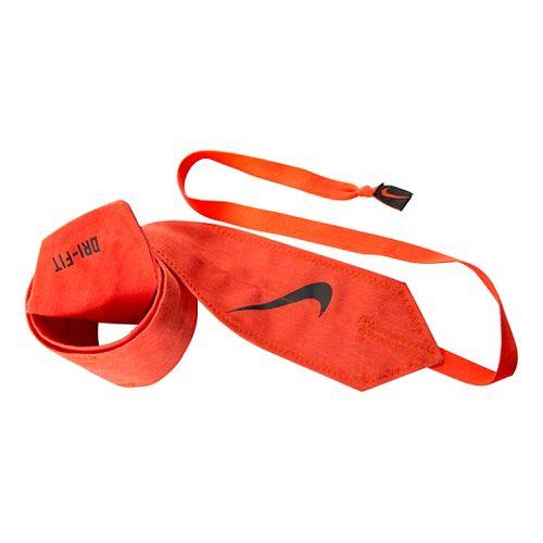 Nike Intensity Wrist Wrap Injury Recovery - Crimson/Anthracite