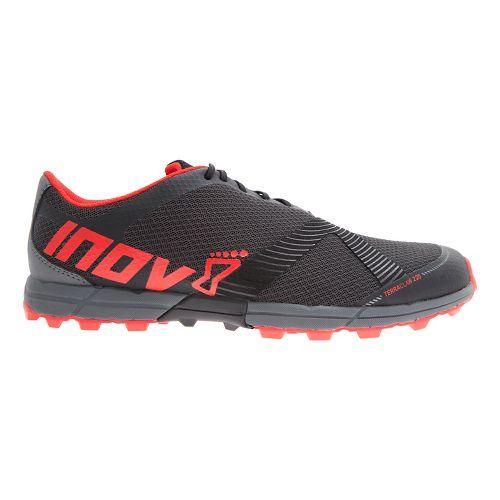 Mens Inov-8 Terra Claw 220 Trail Running Shoe - Black/Red/Grey 11