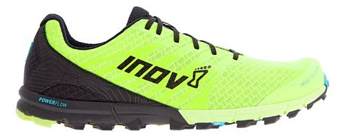 Mens Inov-8 Trail Talon 250 Trail Running Shoe - Black/Red/Grey 9
