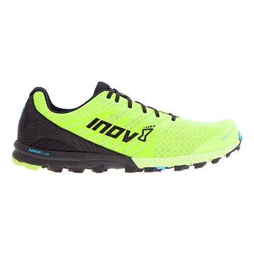 Mens Inov-8 Trail Talon 250 Trail Running Shoe - Silver/Blue/Red 13