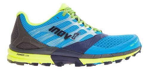 Mens Inov-8 Trail Claw 275 Trail Running Shoe - Blue/Navy/Grey/Lime 14