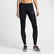 Womens Nike Power Epic Lux Mesh Tights & Leggings