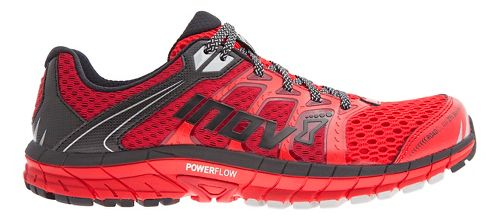Mens Inov-8 Road Claw 275 Running Shoe - Red/Dark Red/Black 9
