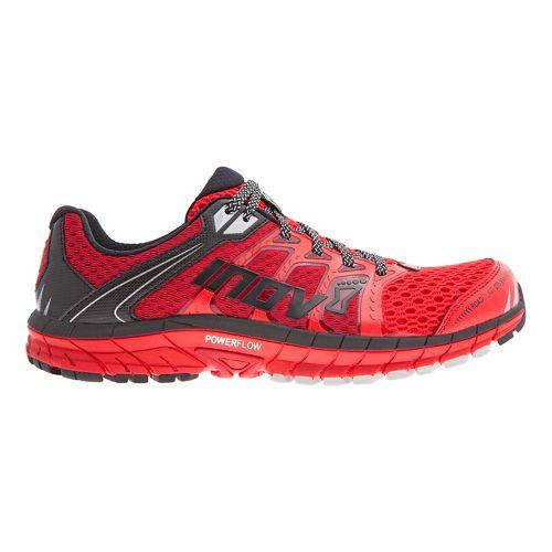 Mens Inov-8 Road Claw 275 Running Shoe - Red/Dark Red/Black 12