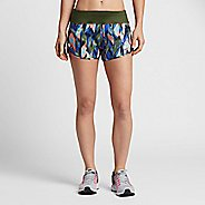 "Womens Nike 3"" Flex Printed Rival Lined Shorts"