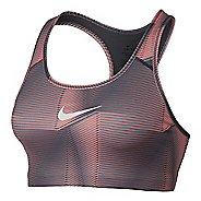 Womens Nike Pro Classic Swoosh Pyramid Sports Bra