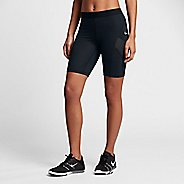 "Womens Nike Pro Hyper Cool 8"" Compression & Fitted Shorts"
