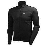 Mens Helly Hansen Vertex Stretch Midlayer Cold Weather Jackets - Black XL