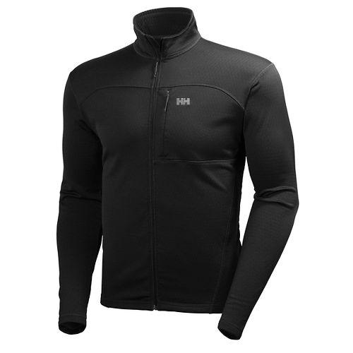 Mens Helly Hansen Vertex Stretch Midlayer Cold Weather Jackets - Blue S