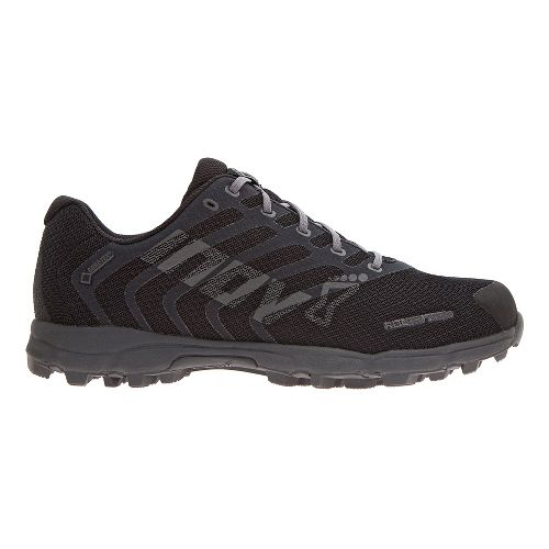 Mens Inov-8 Roclite 282 GTX Trail Running Shoe - Black/Grey 10
