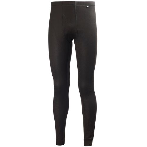 Mens Helly Hansen HH Dry Fly Tights & Leggings Pants - Black L