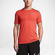 Mens Nike Zonal Cooling Relay Short Sleeve Technical Tops