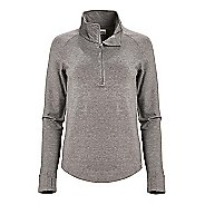 Womens Tasc Performance Northstar II Fleece 1/2-Zip Long Sleeve Technical Tops