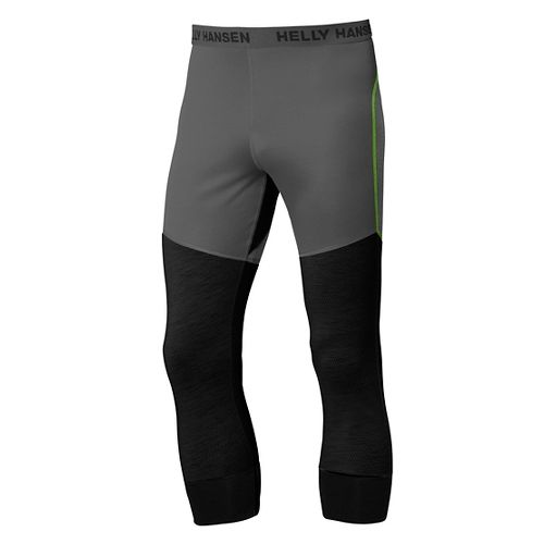 Mens Helly Hansen HH Warm Flow Ullr 3/4 Boot Top Pant Tights & Leggings Technical ...