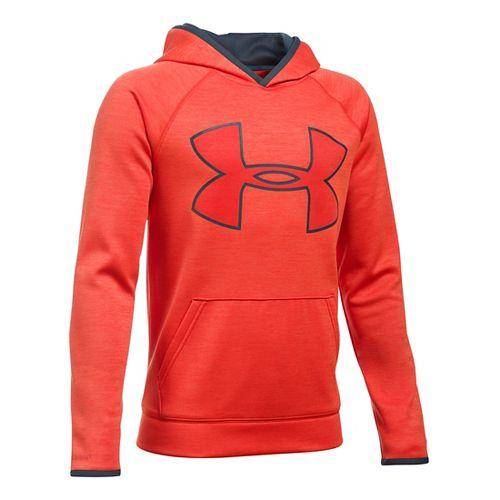 Kids Under Armour�Armour Fleece Twist Highlight Hoody