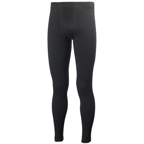 Mens Helly Hansen HH Warm Tights & Leggings Pants - Black XL