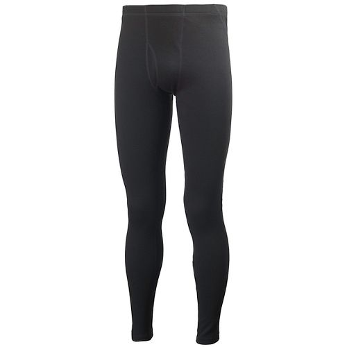 Mens Helly Hansen HH Warm Tights & Leggings Pants - Black XS