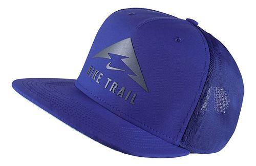 Nike AeroBill Trail Cap Headwear - Paramount Blue