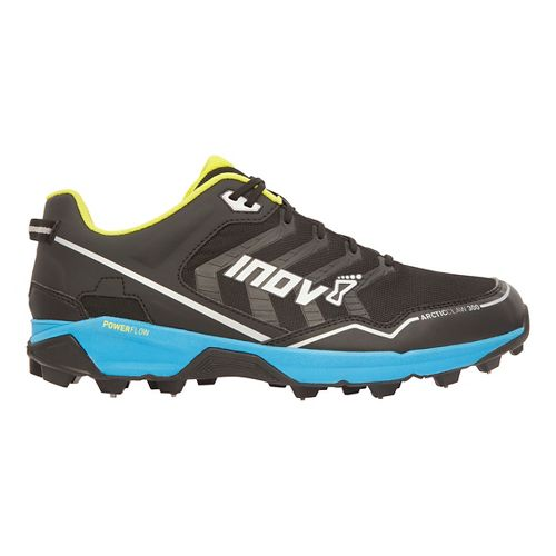Inov-8 Arctic Claw 300 Trail Running Shoe - Black/Blue/Silver 4