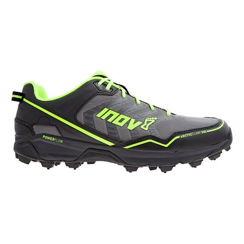 Inov-8 Arctic Claw 300 Trail Running Shoe - Grey/Neon Yellow 10.5