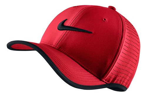 Nike Train Vapor Classic 99 Hat Headwear - University Red/Black
