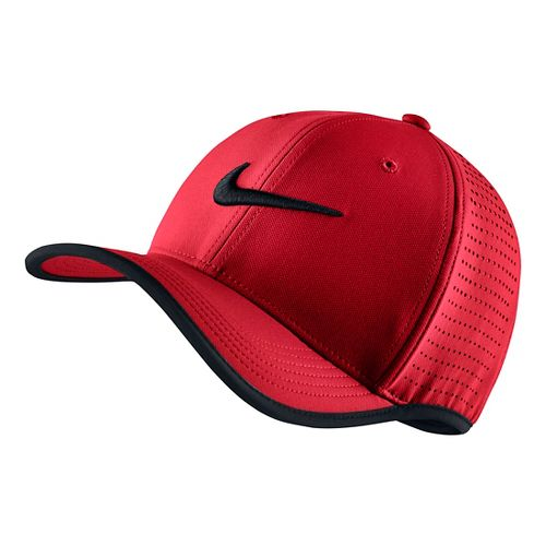 Nike Train Vapor Classic 99 Hat Headwear - University Red/Black