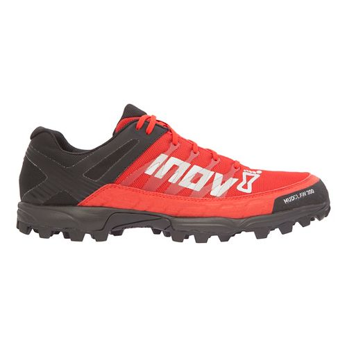 Inov-8 Mudclaw 300 (P) Trail Running Shoe - Black/Red 12