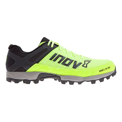 Inov-8 Mudclaw 300 (P) Trail Running Shoe - Neon Yellow/Black 12