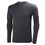 Mens Helly Hansen HH Wool Long Sleeve Technical Tops