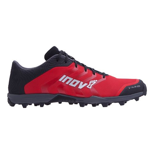 Inov-8 X-Talon 225 (P) Trail Running Shoe - Red/Black/Grey 11.5