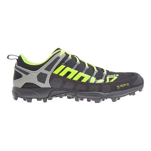 Inov-8 X-Talon 212 (P) Trail Running Shoe - Black/Neon Yellow 10.5